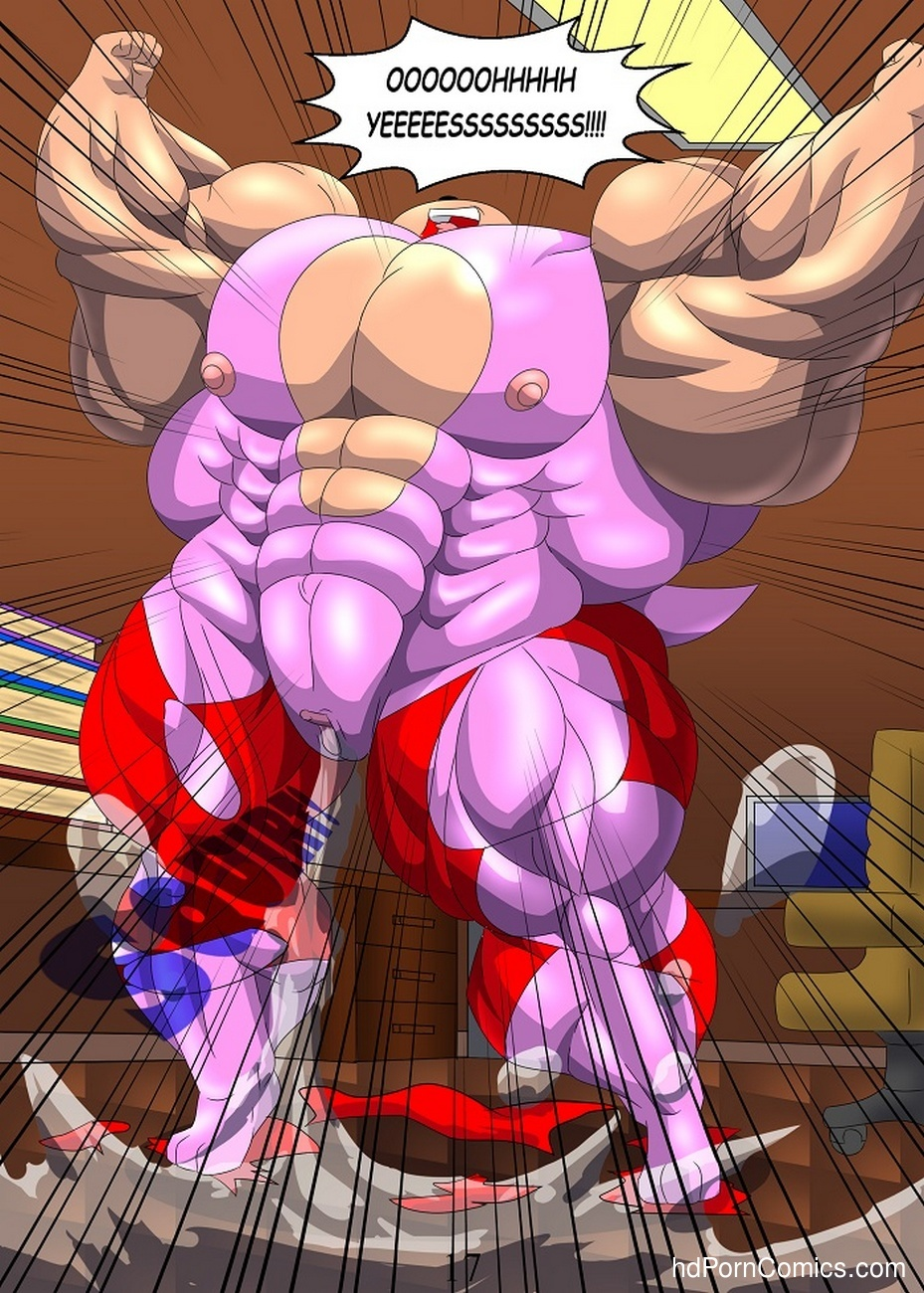 Muscle Mobius 1 18 free sex comic