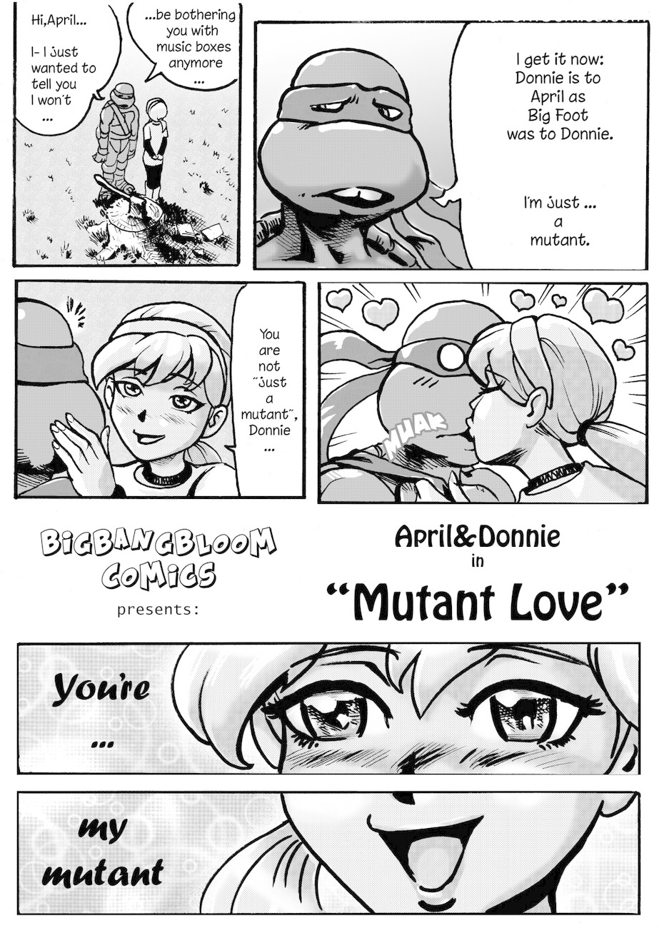 Mutant-Love2 free sex comic