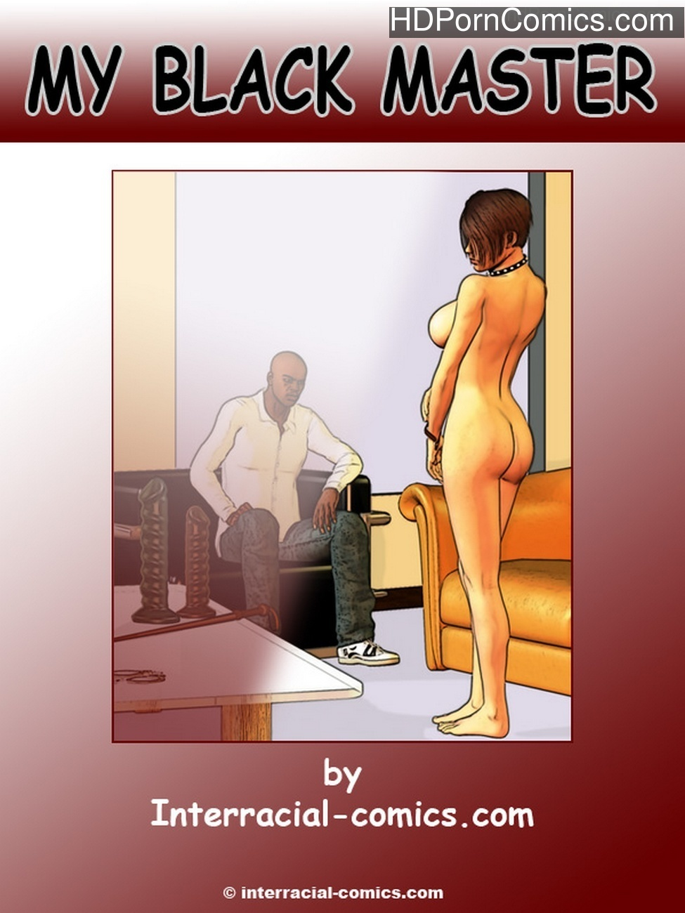 My Black Master Sex Comic