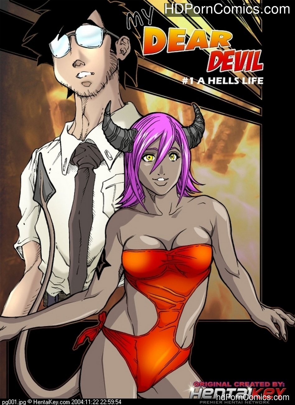 My Dear Devil 1 – A Hells Life Sex Comic