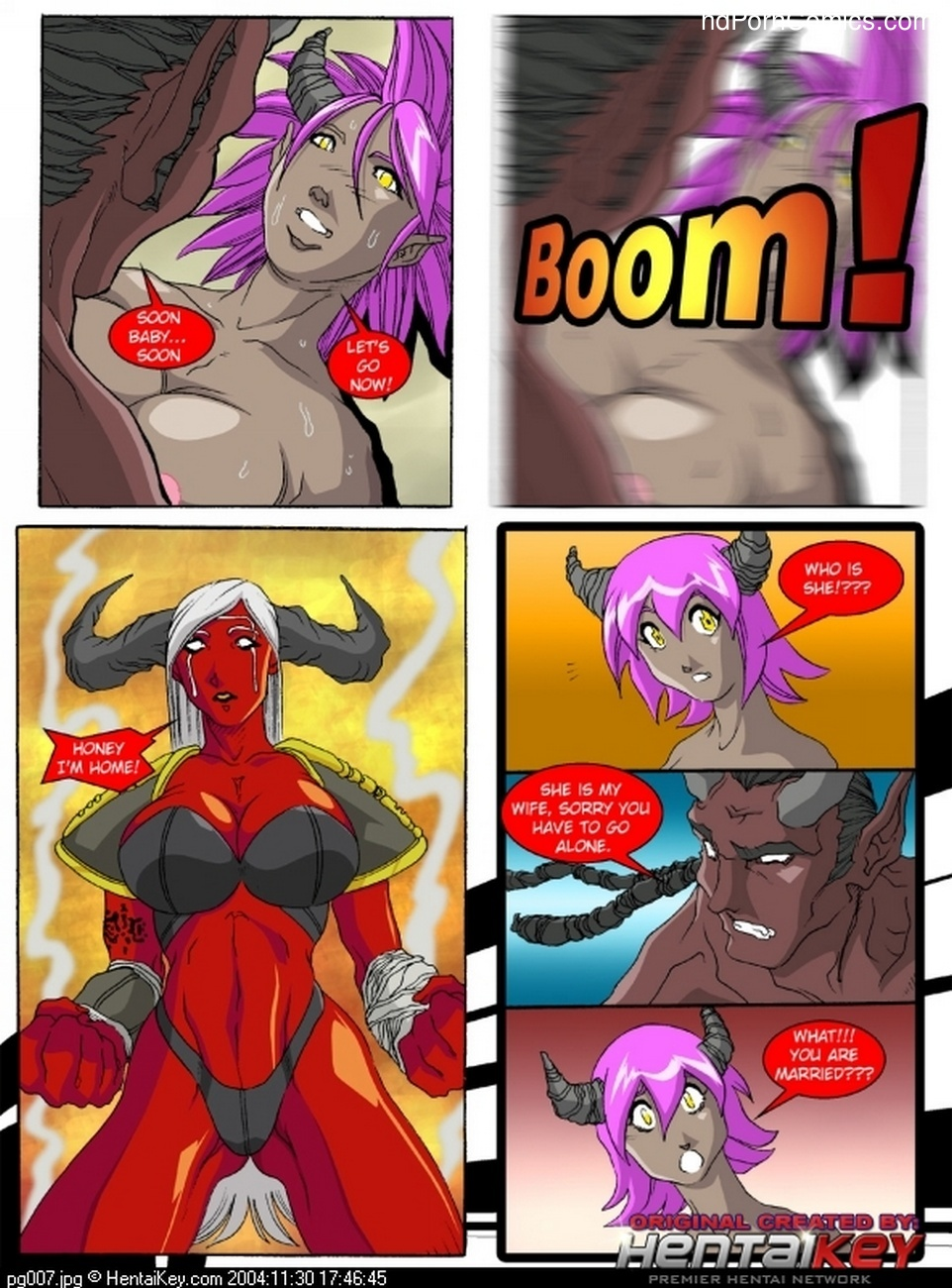 My Dear Devil 1 - A Hells Life 7 free sex comic