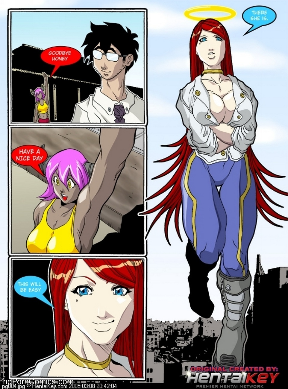 My Dear Devil 2 - My Angel Enemy 5 free sex comic