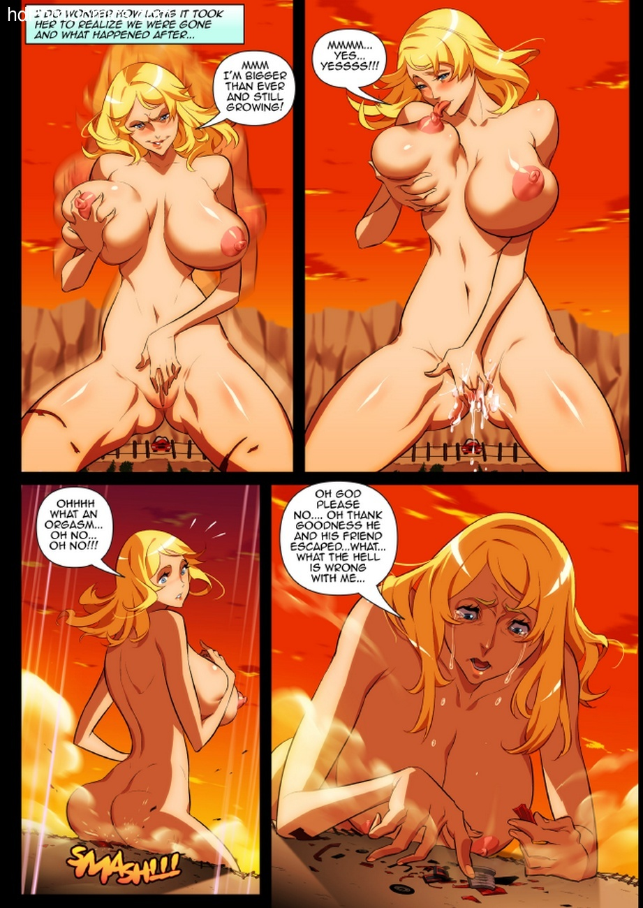 My Giantess Ex-Girlfriend 2 15 free sex comic