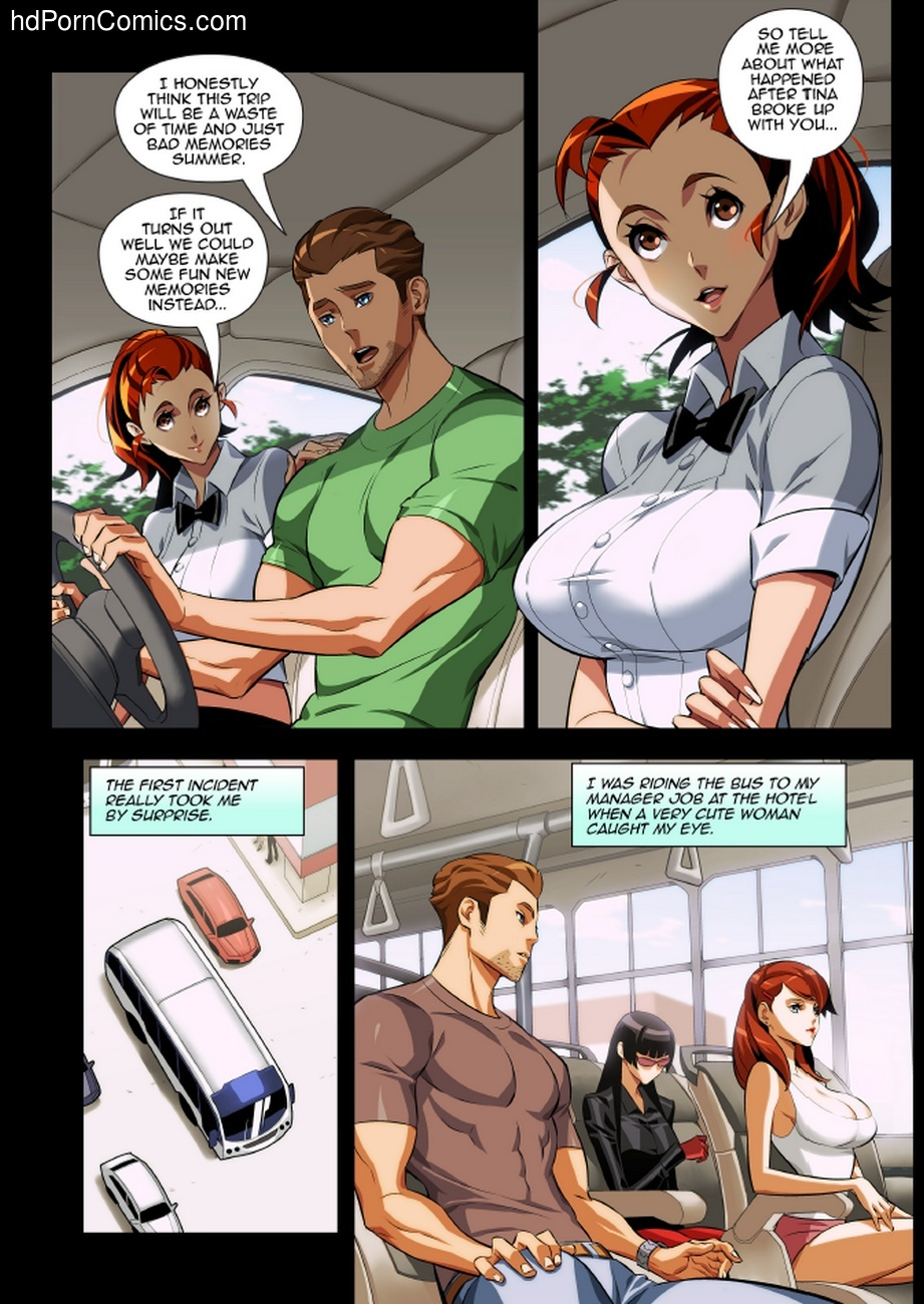 My Giantess Ex-Girlfriend 2 2 free sex comic