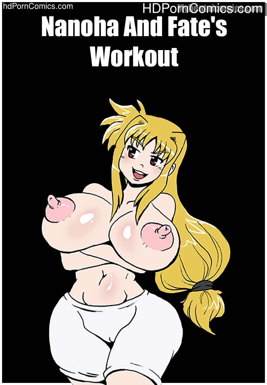 Nanoha-And-Fate-s-Workout1 free sex comic