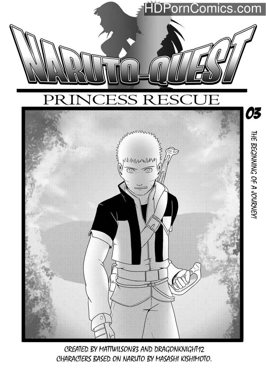 Naruto-Quest 3 – The Beginning Of A Journey Sex Comic