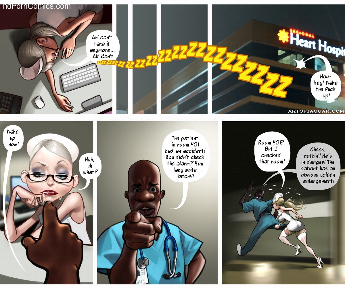 Night Nurse 15 free sex comic