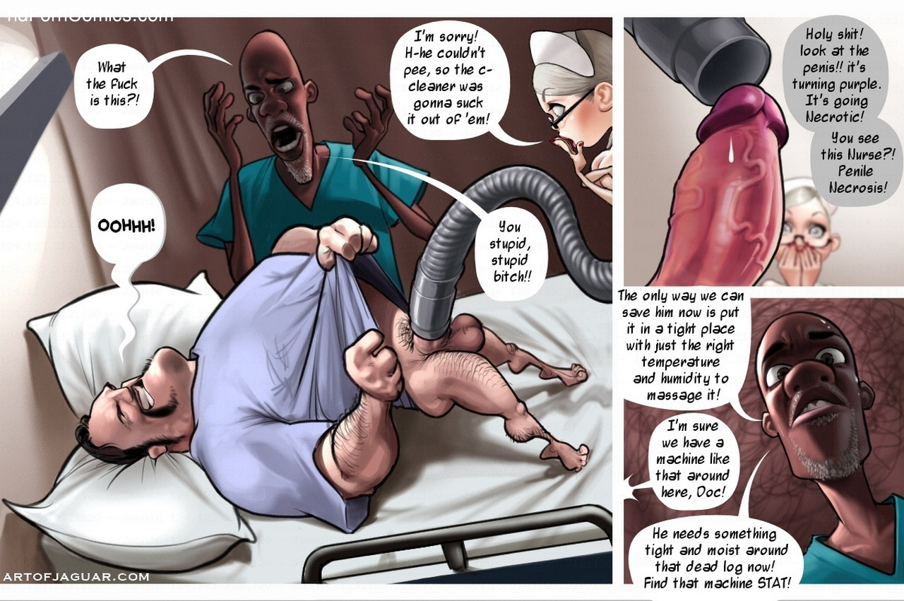 Night Nurse Sara 13 free sex comic