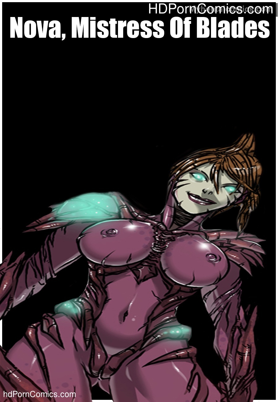 Nova, Mistress Of Blades 1 free sex comic