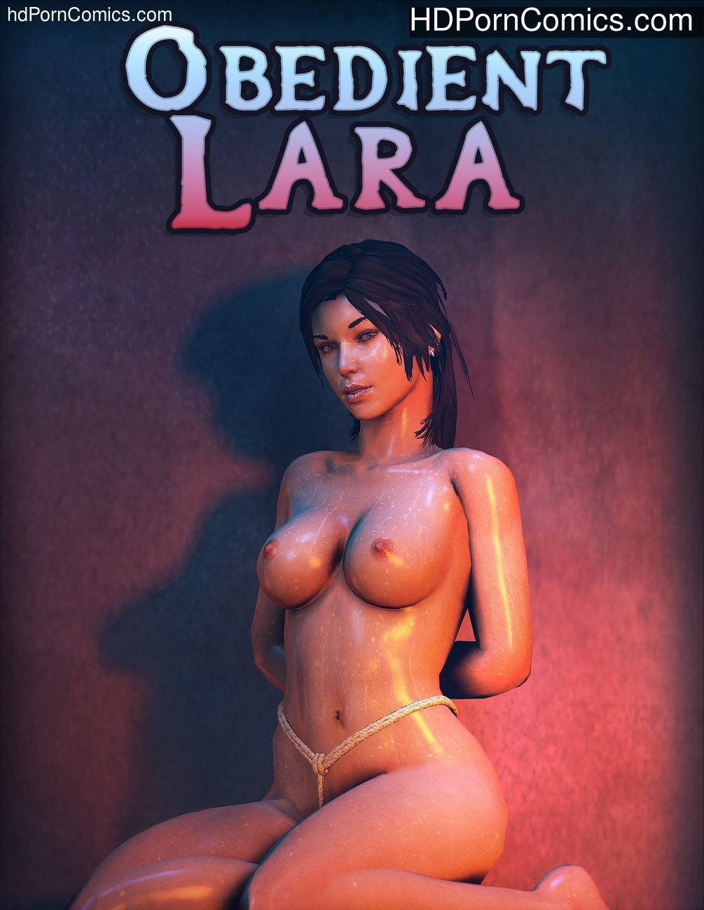 Obedient Lara Sex Comic