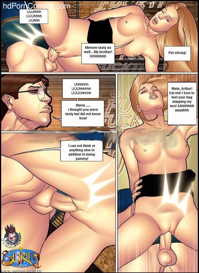 Oh Familia & Hot Cousin Special - Part 312 free sex comic