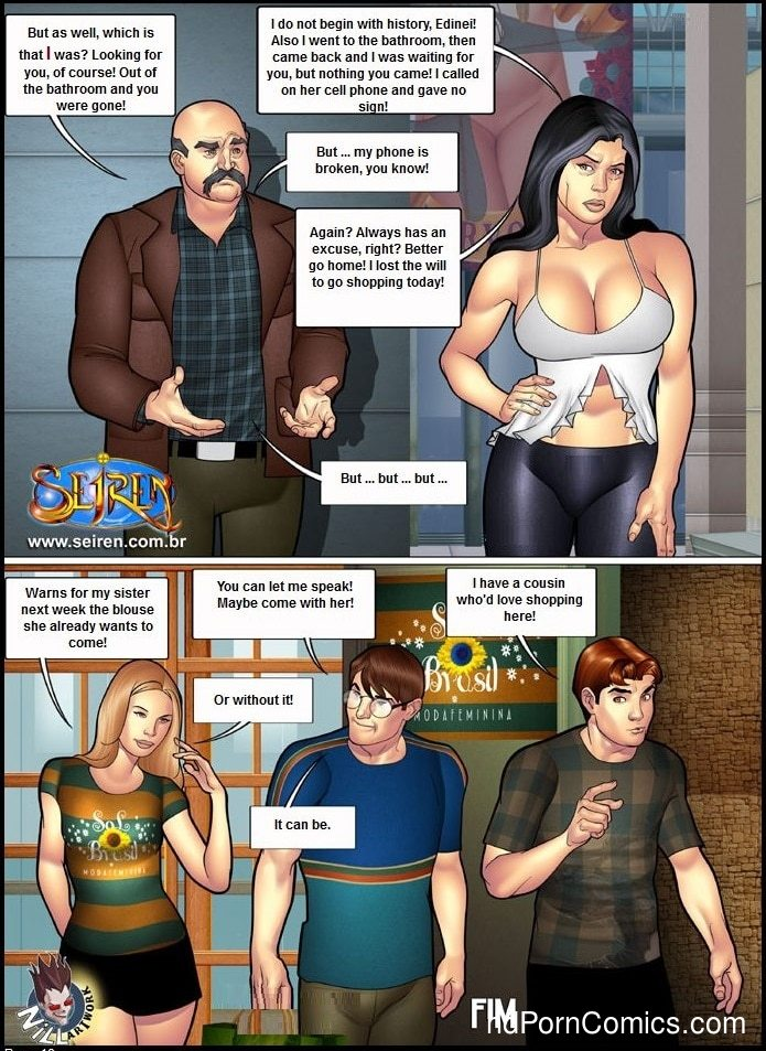 Oh Familia & Hot Cousin Special - Part 320 free sex comic