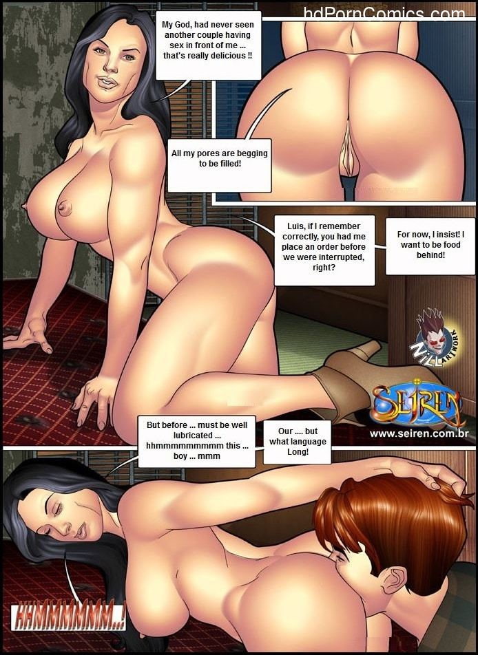 Oh Familia & Hot Cousin Special - Part 39 free sex comic