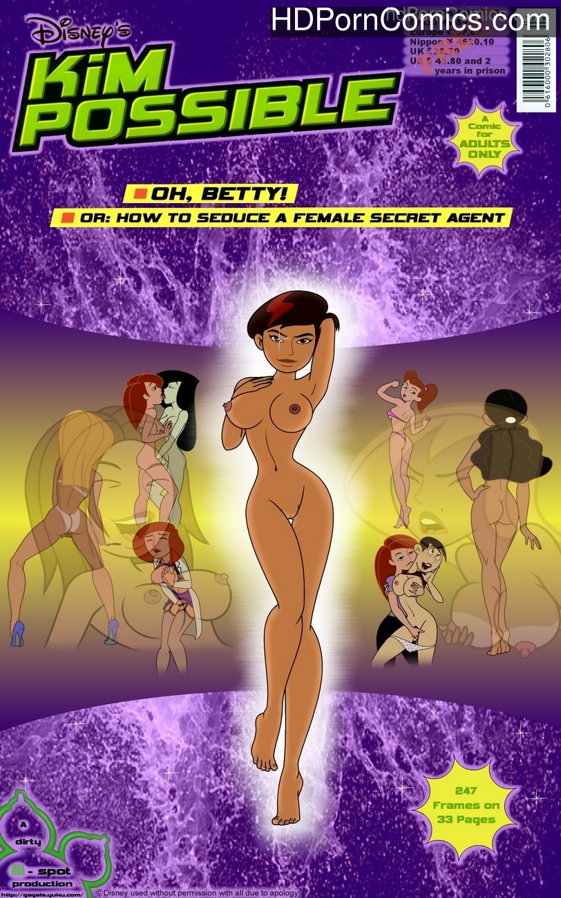 Oh, Betty Sex Comic