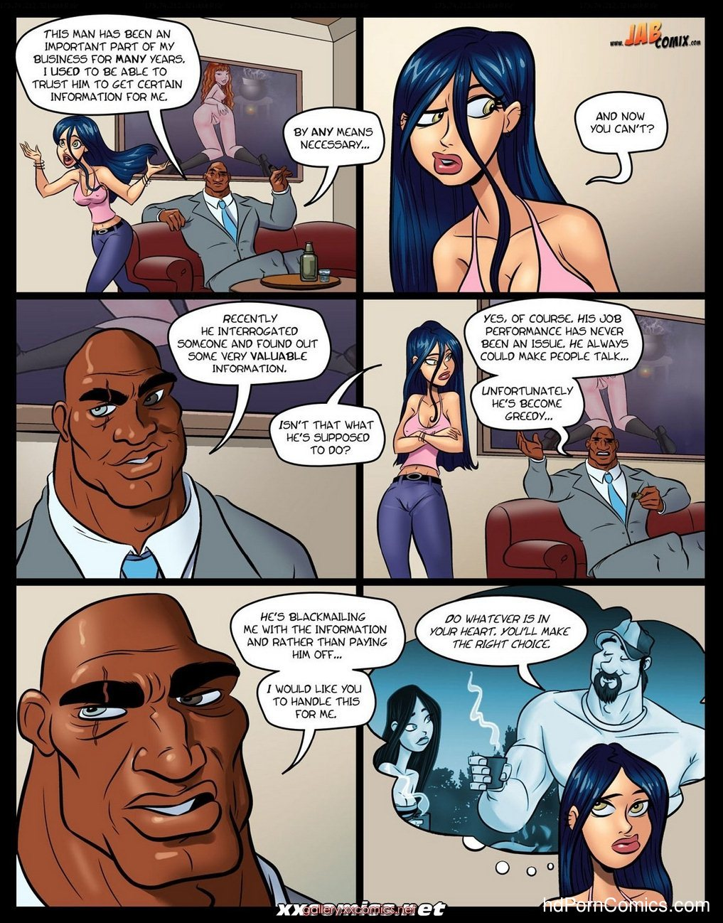 Omega Girl 3 - Porncomics15 free sex comic