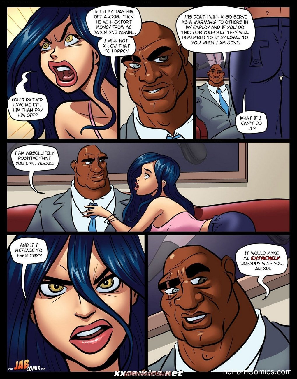 Omega Girl 3 - Porncomics19 free sex comic