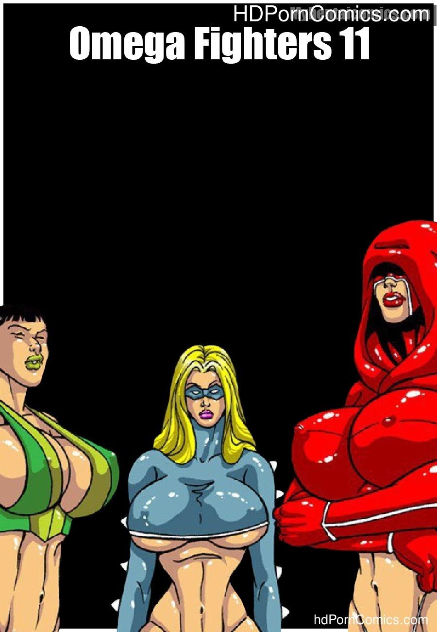 Omega Fighters 11 Sex Comic - HD Porn Comics
