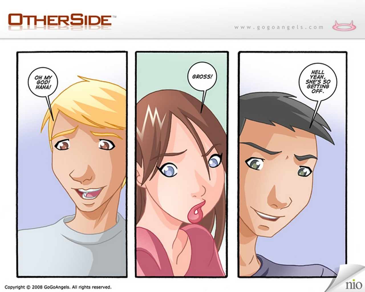 Other Side (Ongoing) 114 free sex comic