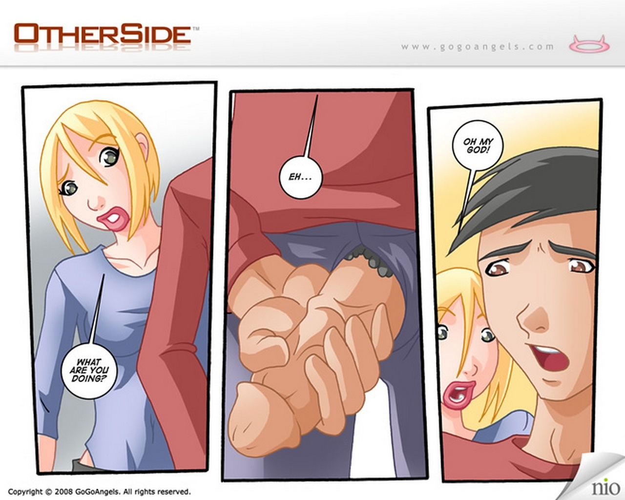 Other Side (Ongoing) 116 free sex comic