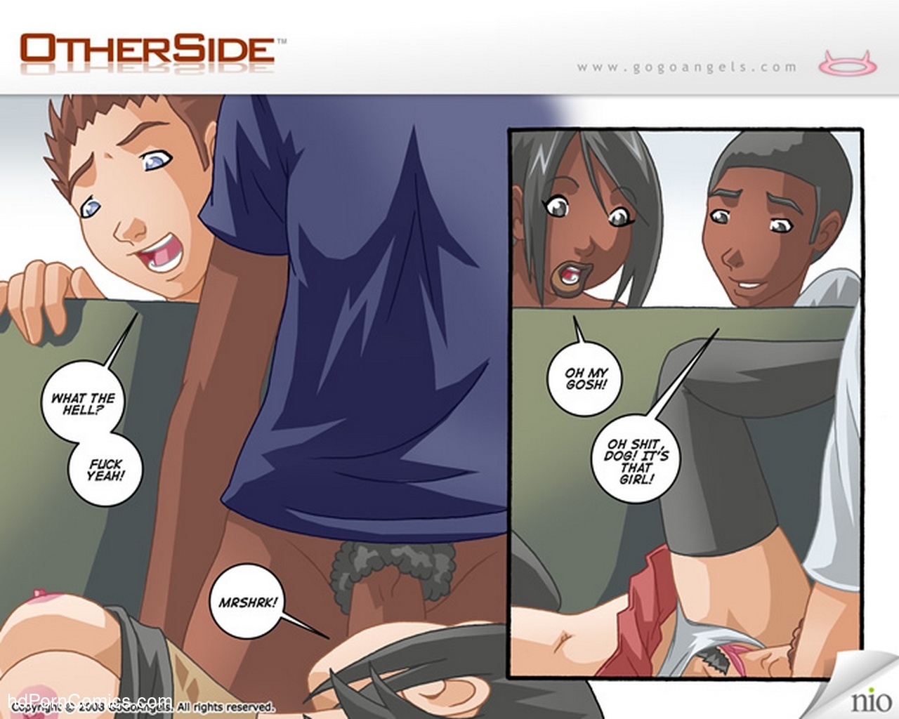 Other Side (Ongoing) 139 free sex comic