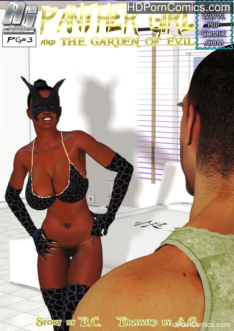 Panther Girl 3 Sex Comic