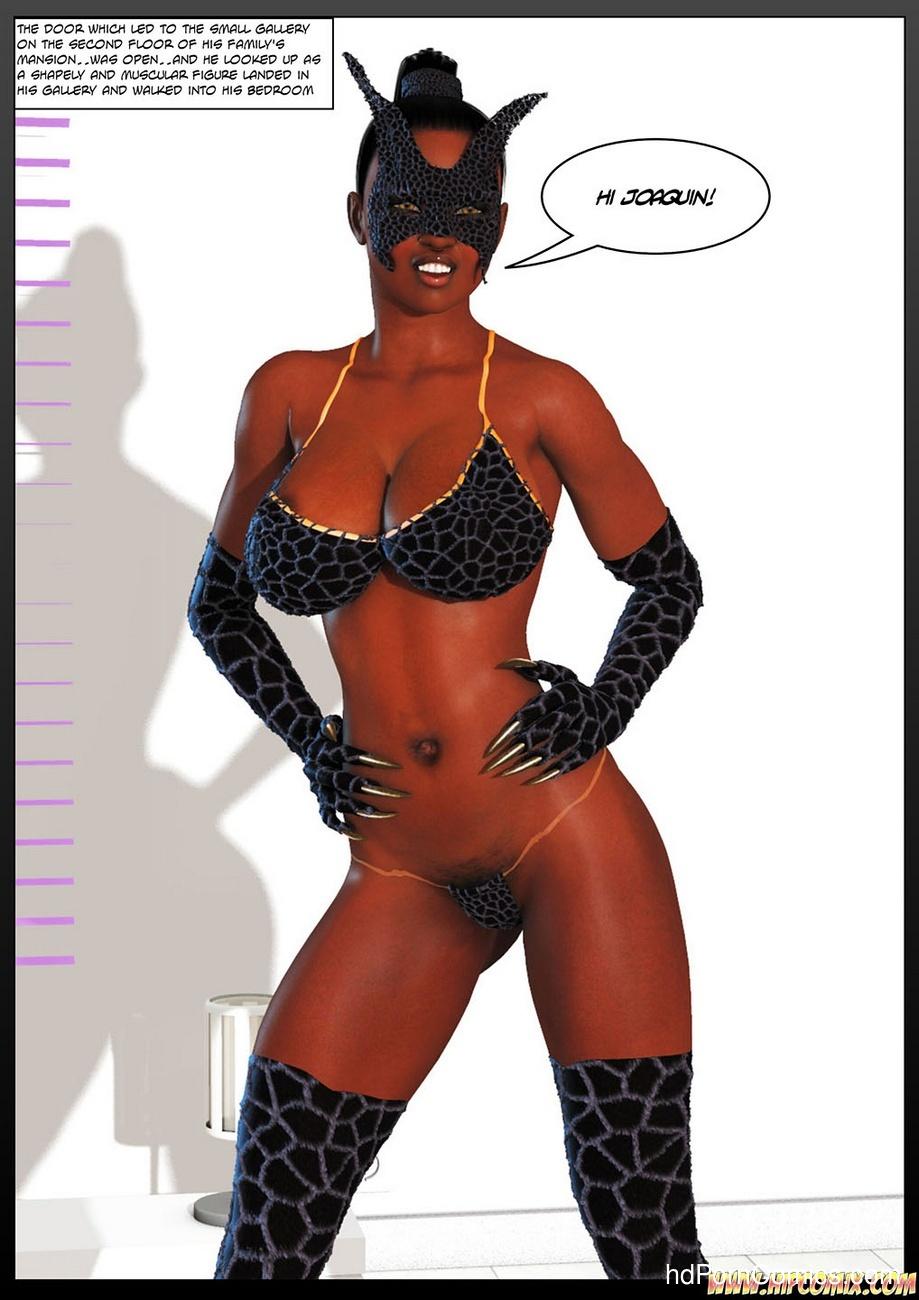 Panther Girl 3 7 free sex comic