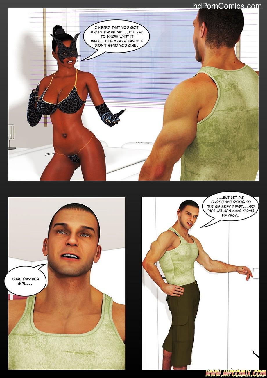 Panther Girl 3 8 free sex comic