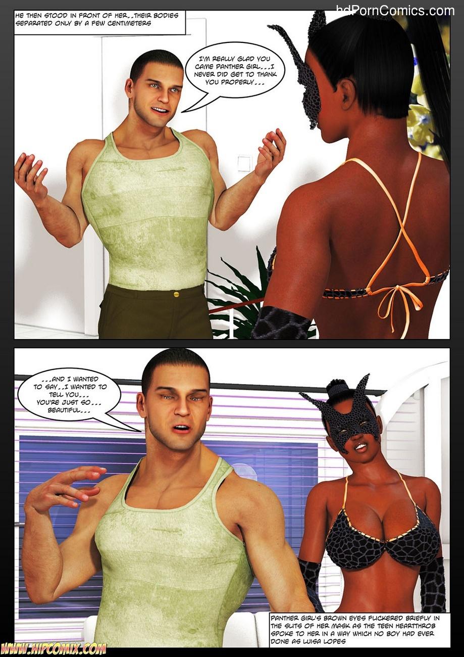 Panther Girl 3 9 free sex comic
