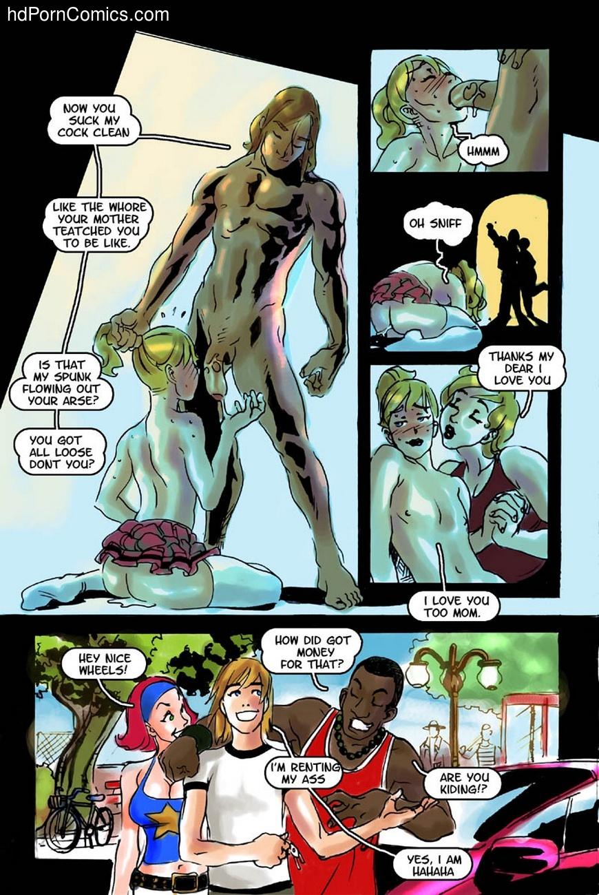 Pimp Mom Sex Comic