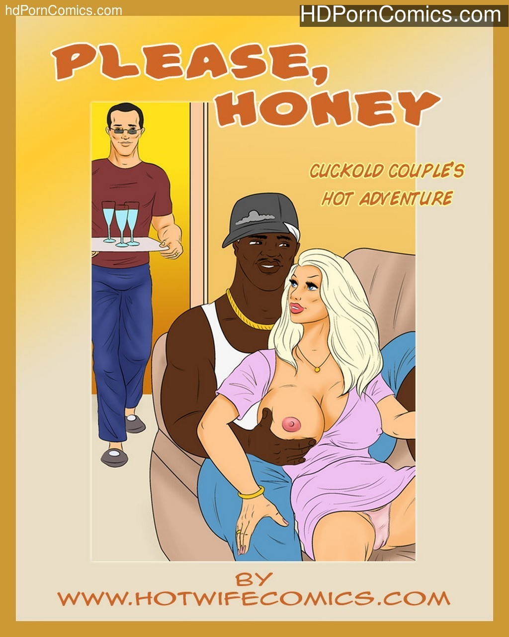 Please, Honey Sex Comic