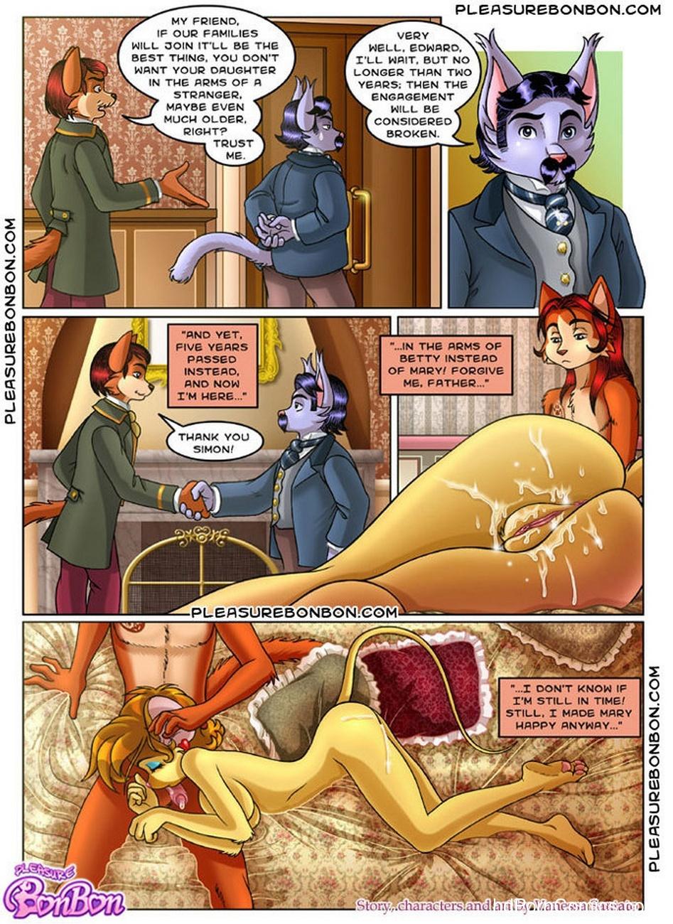 Pleasure Bon Bon 6 - The Triangle 14 free sex comic