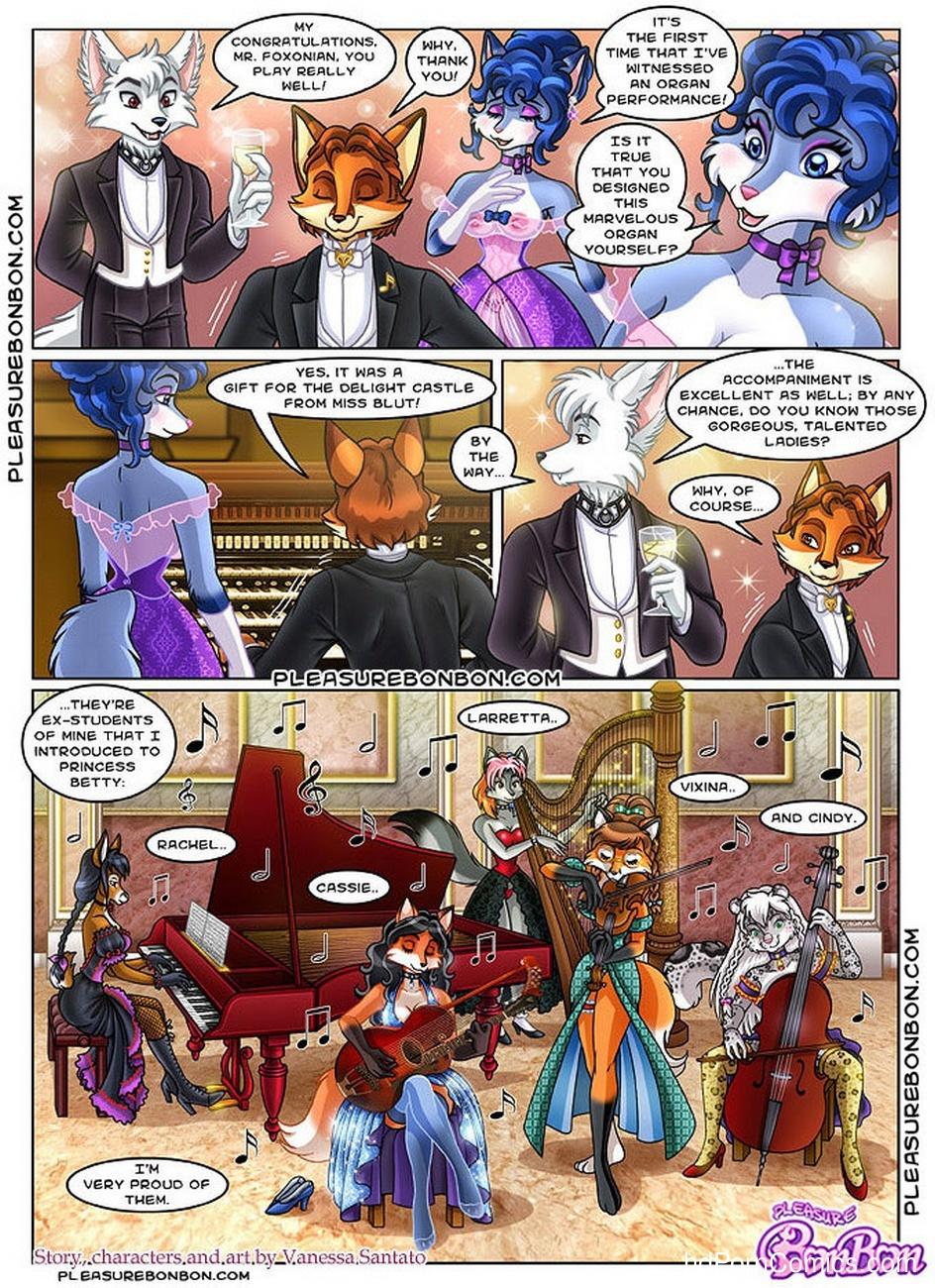 Pleasure Bon Bon 6 - The Triangle 19 free sex comic