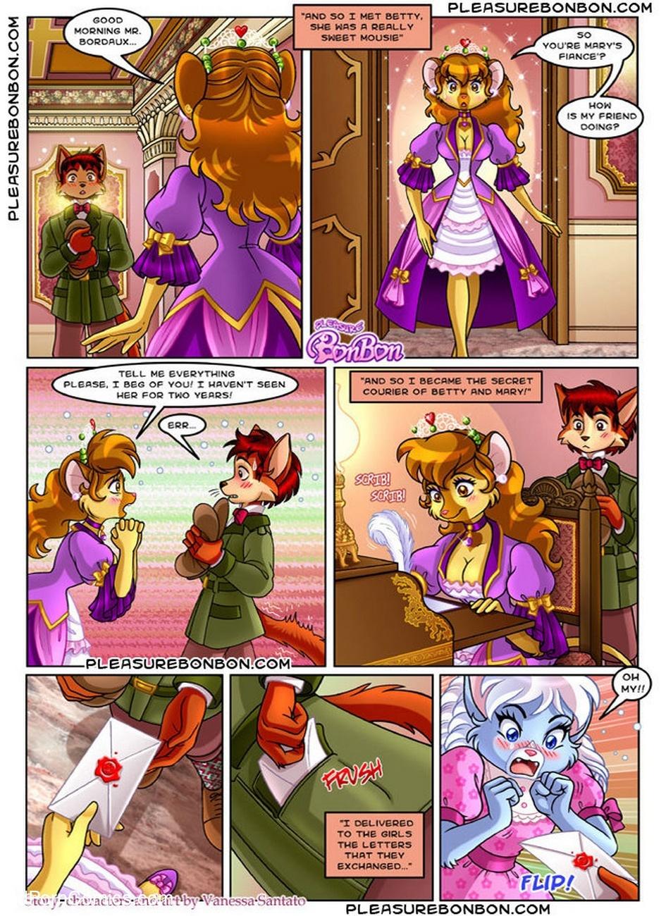 Pleasure Bon Bon 6 - The Triangle 6 free sex comic