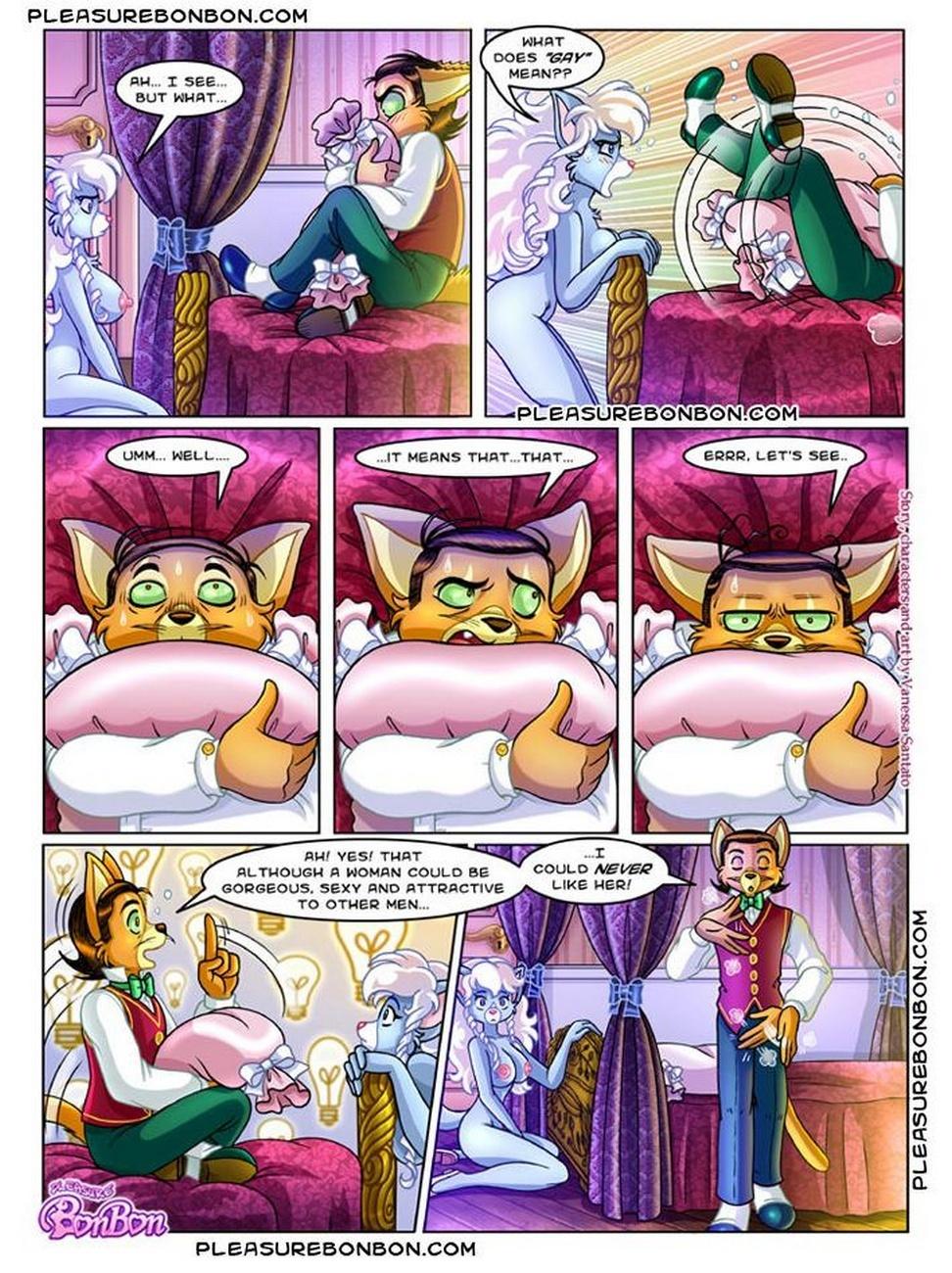 Pleasure Bon Bon 7 - The Long Night 14 free sex comic