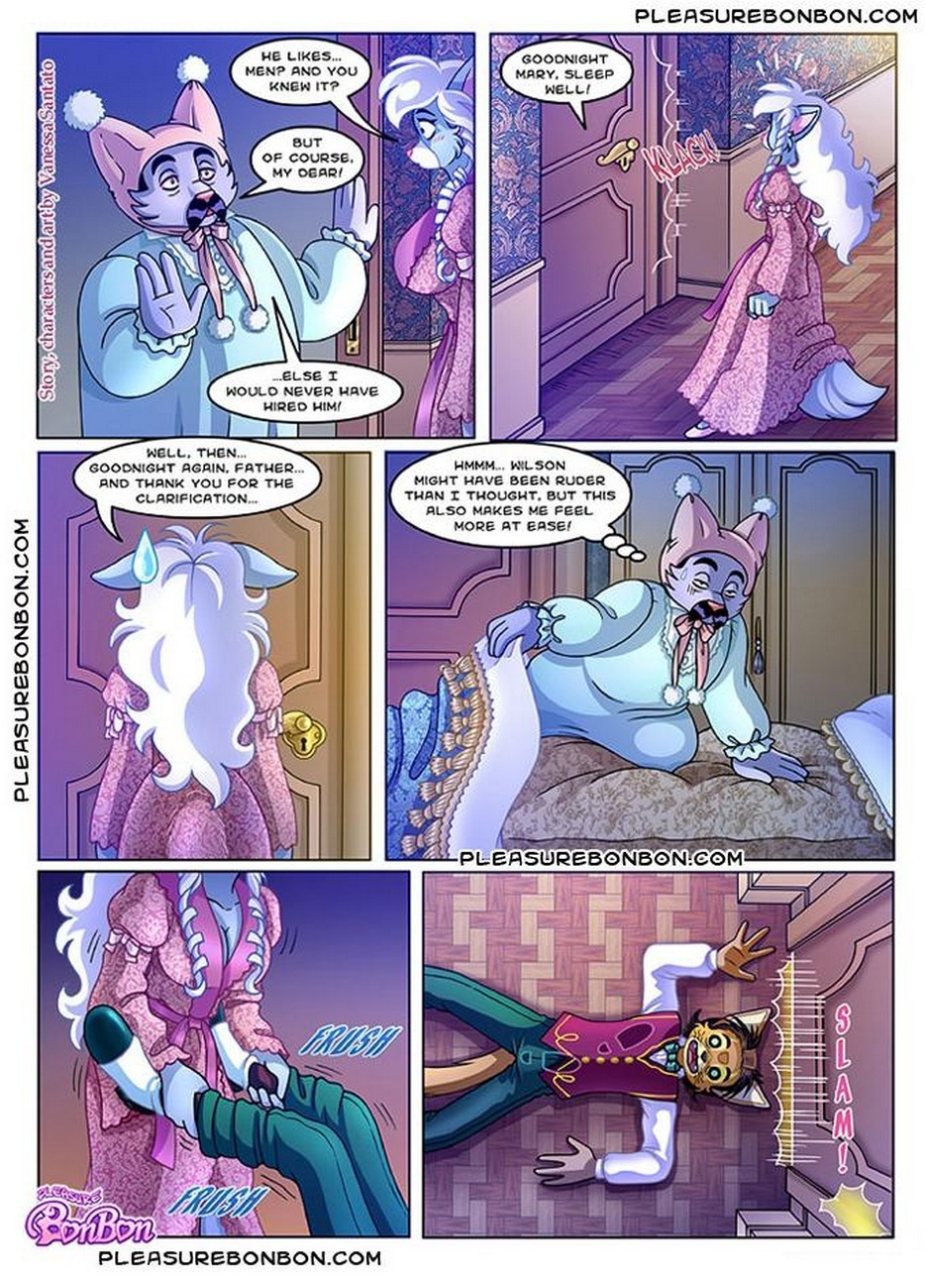 Pleasure Bon Bon 7 - The Long Night 18 free sex comic