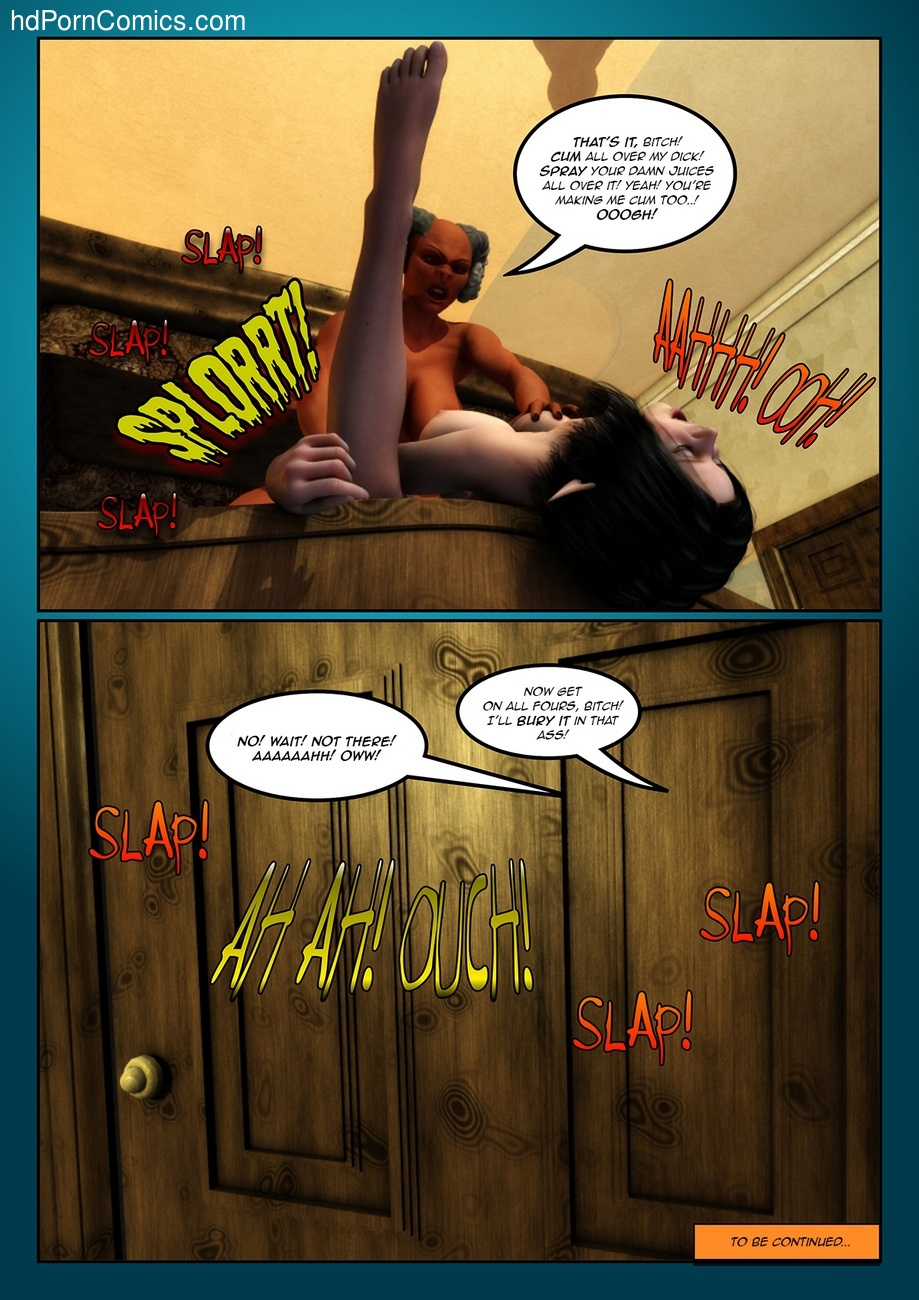 Pleasure Kingdom 1 Sex Comic