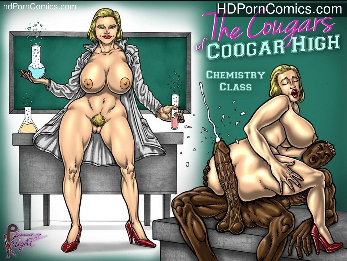PleasureNight – The Cougars Of Coogar High free Porn Comic