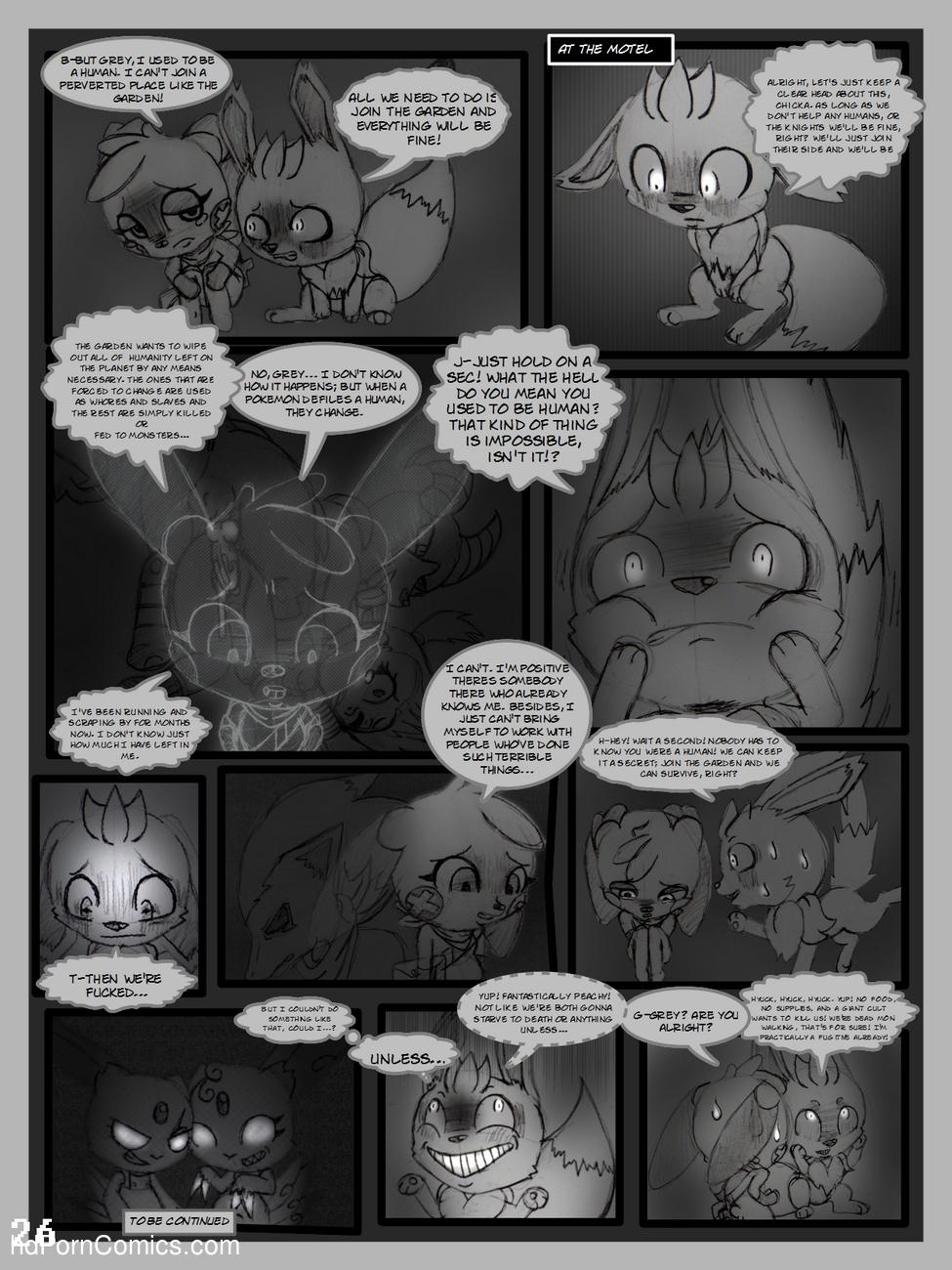 Pocket Monsters – Garden Of Eden 2 Sex Comic