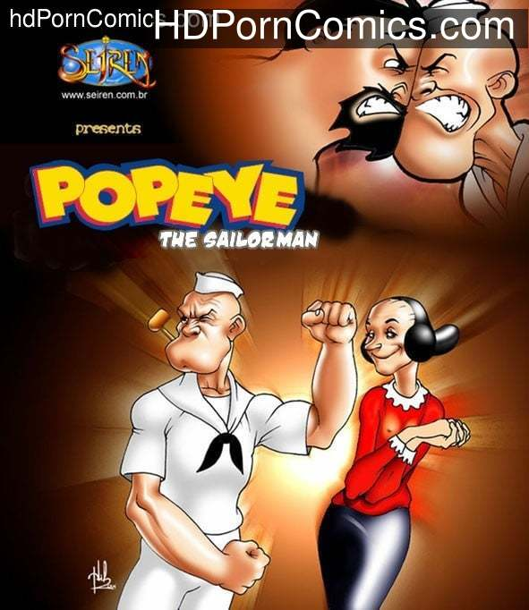 Popeye- The Dance Instructor free Porn Comic