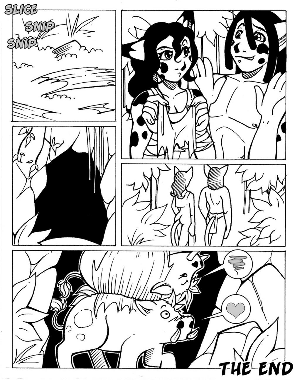 Primal Tails 2 Sex Comic