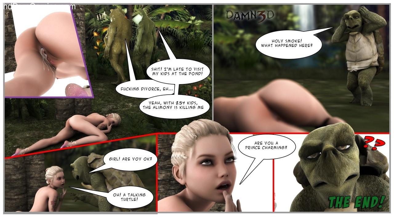 Prince Charming Sex Comic