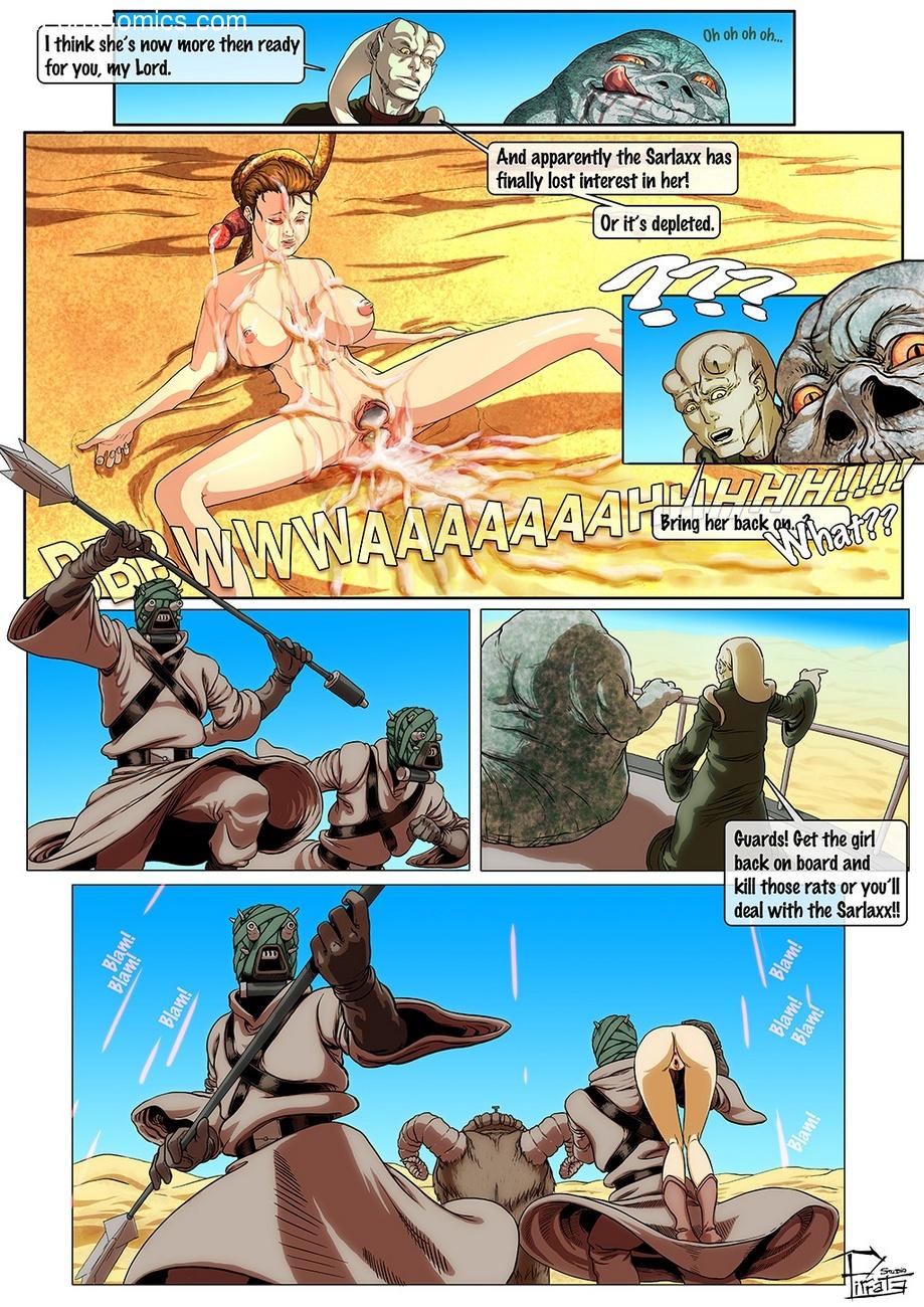 Princess Leia - Sex Toy 5 free sex comic