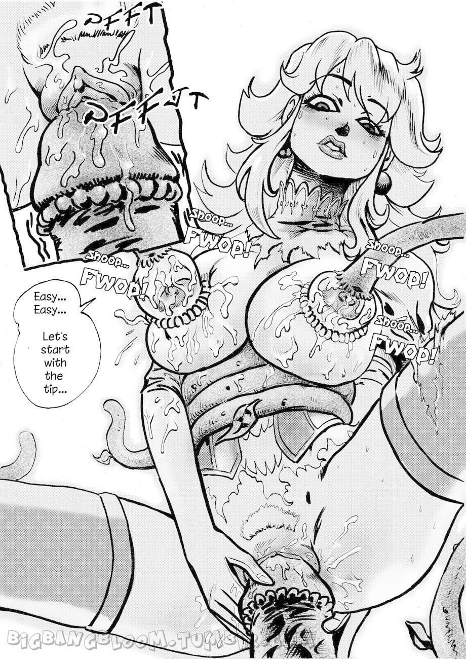 Princess Peach Wild Adventure 2 17 free sex comic