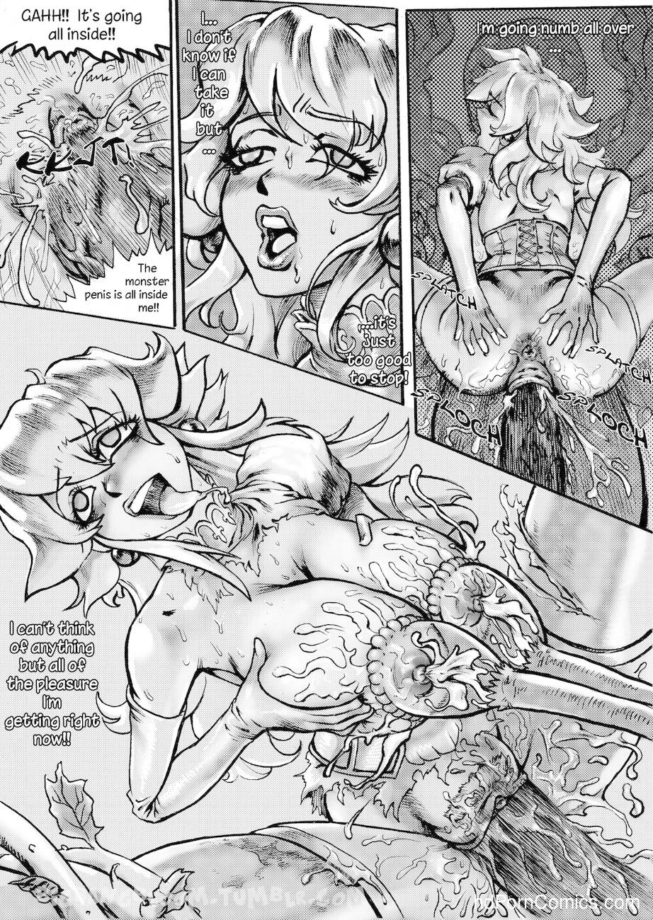 Princess Peach Wild Adventure 2 20 free sex comic