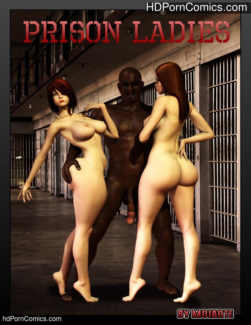 Prison Ladies 1 Sex Comic