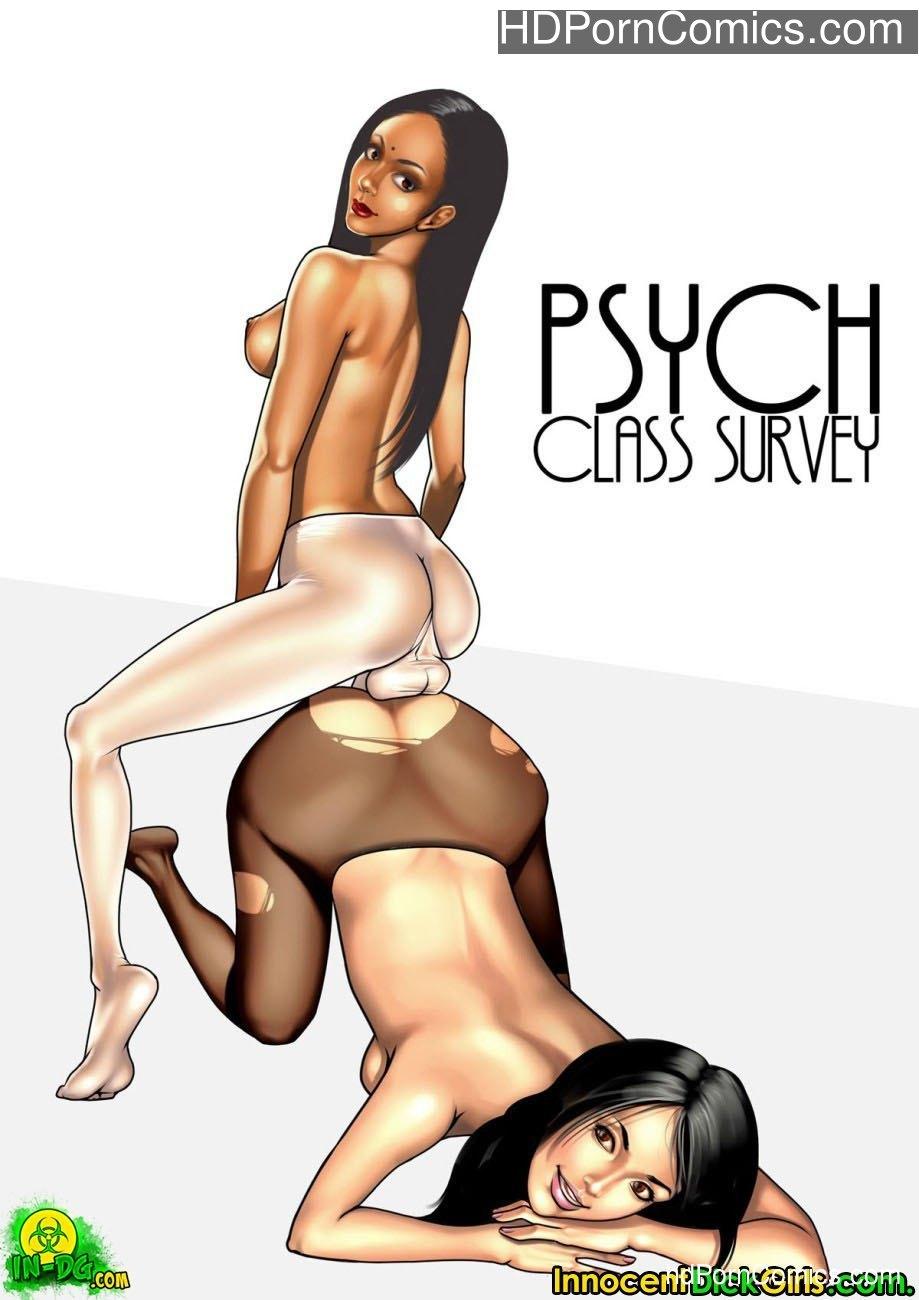 Psych Class Survey Sex Comic