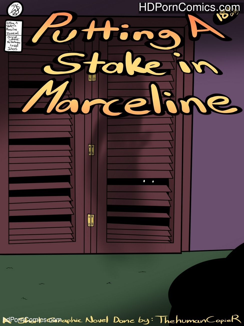 Putting A Stake In Marceline Sex Comic