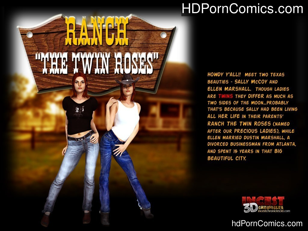 Ranch – The Twin Roses 1 Sex Comic