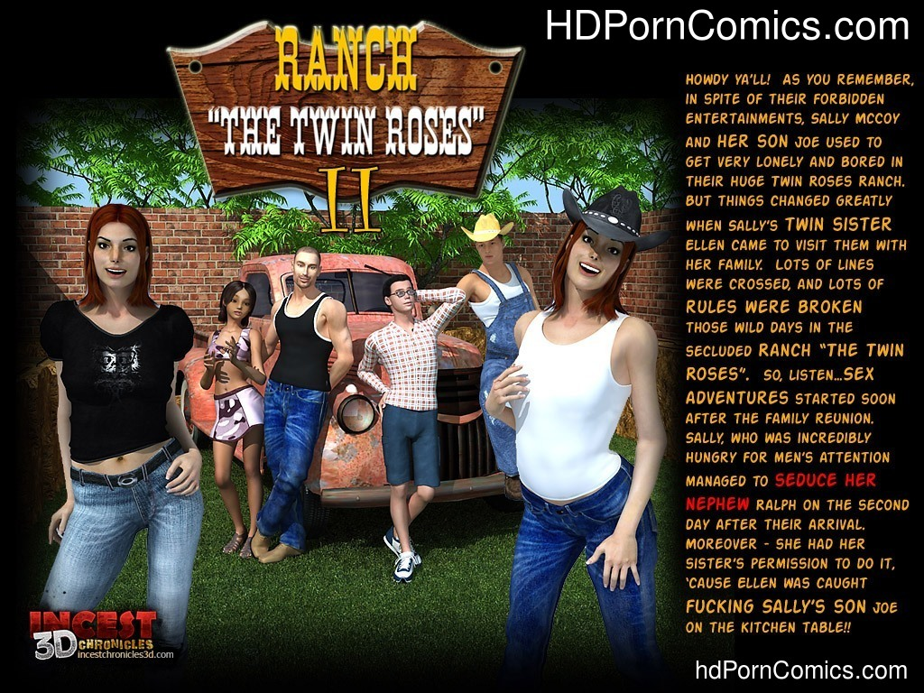 Ranch – The Twin Roses 2 Sex Comic