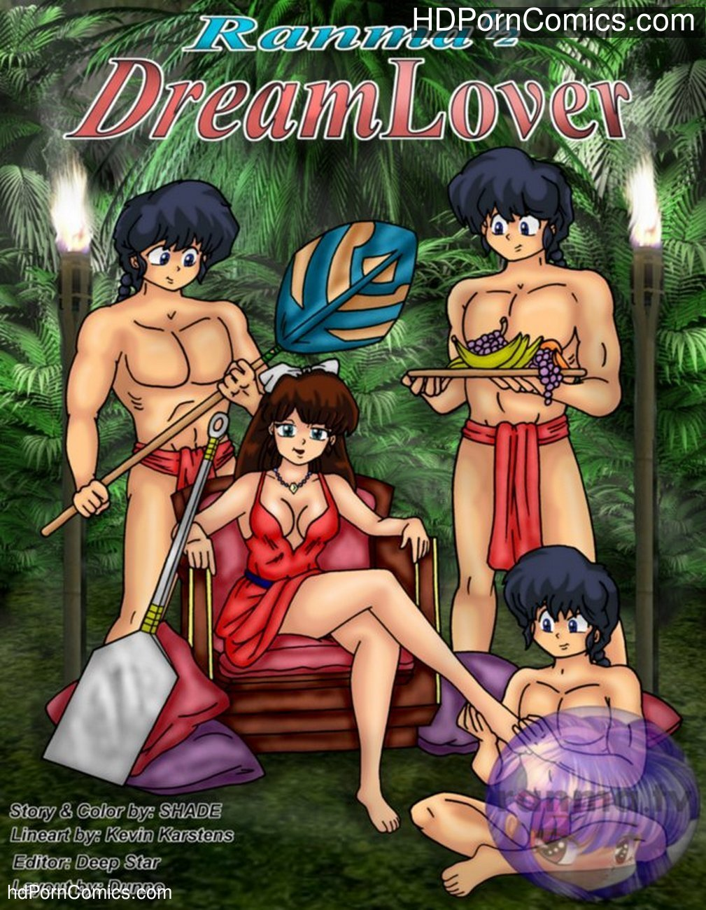 Ranma 4 Sex Comic